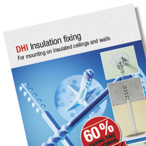 Download Folder for DHI insulation holder
